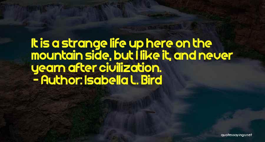 Isabella L. Bird Quotes 1943476