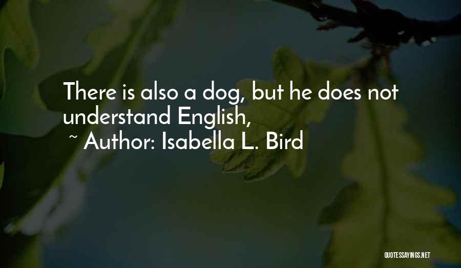 Isabella L. Bird Quotes 550135
