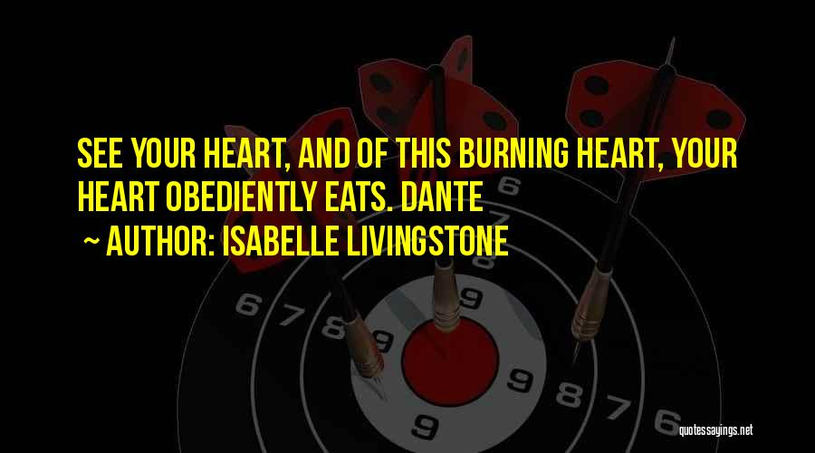Isabelle Livingstone Quotes 166663
