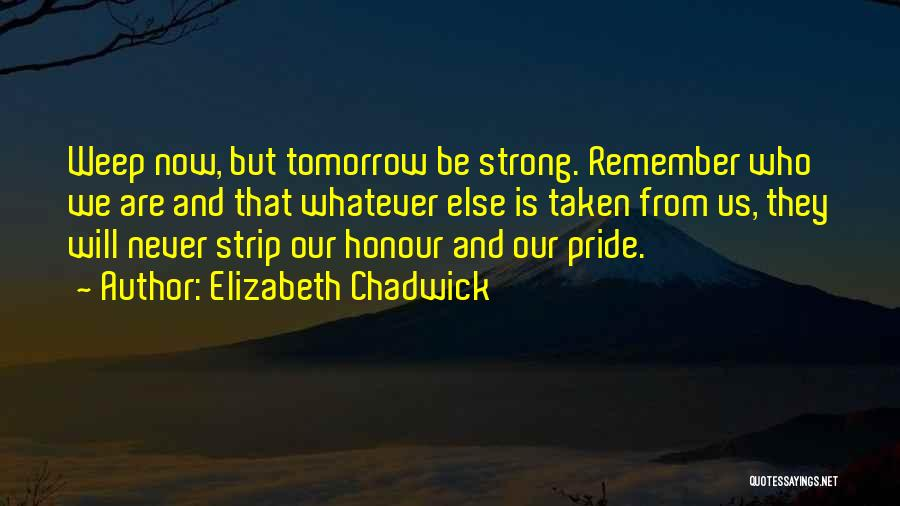 Isabelle Quotes By Elizabeth Chadwick