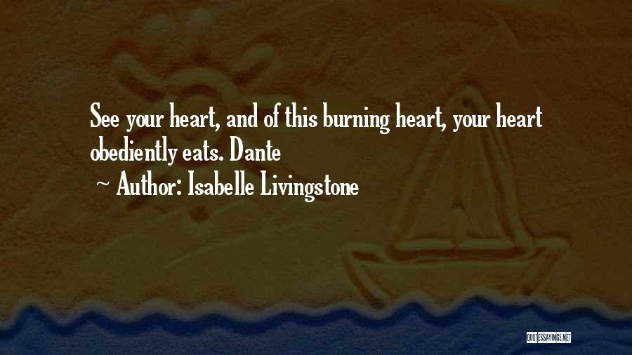 Isabelle Quotes By Isabelle Livingstone
