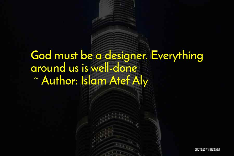Islam Atef Aly Quotes 281930