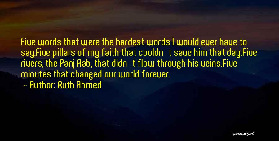 Islam Beautiful Quotes By Ruth Ahmed