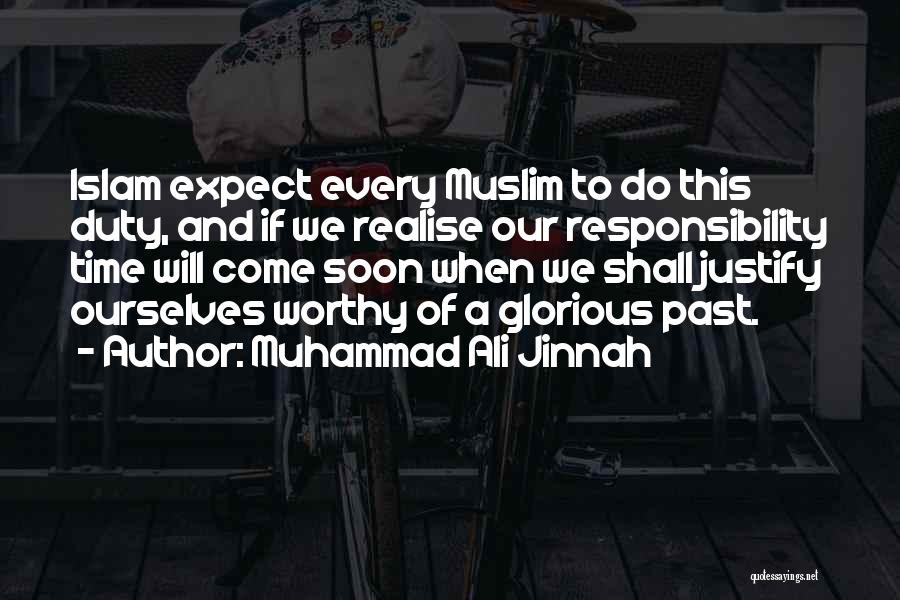 Islam Is A Religion Of Peace Quotes By Muhammad Ali Jinnah