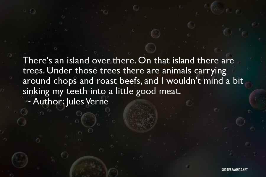 Island Quotes By Jules Verne