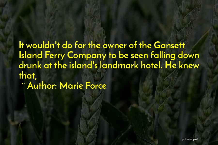 Island Quotes By Marie Force