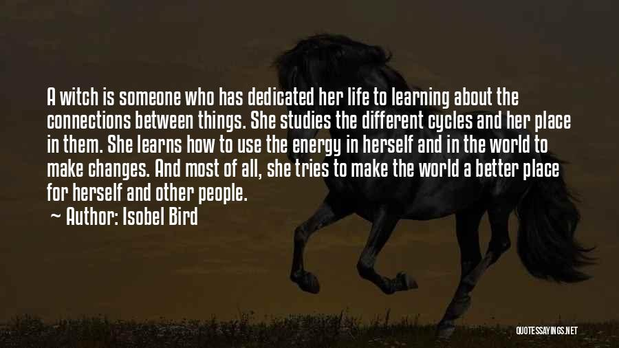 Isobel Bird Quotes 2144680