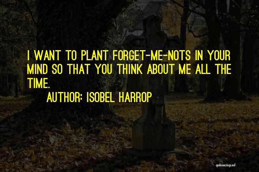 Isobel Harrop Quotes 841268