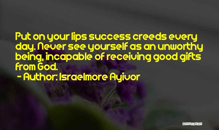 Israelmore Ayivor Quotes 949257