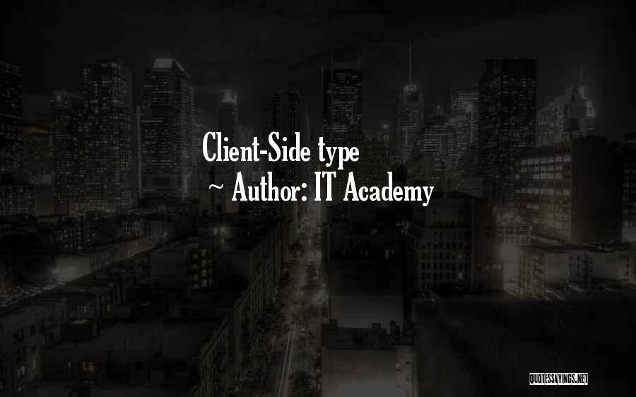 IT Academy Quotes 1214543