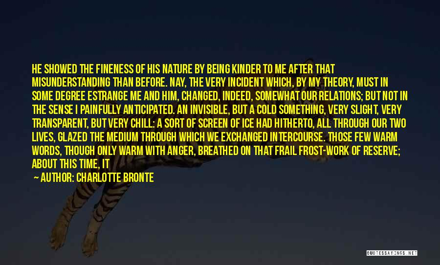 It All About Friendship Quotes By Charlotte Bronte