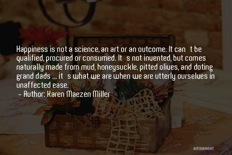 It Comes Naturally Quotes By Karen Maezen Miller