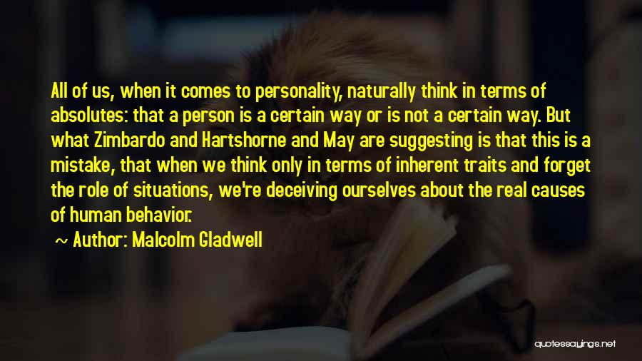 It Comes Naturally Quotes By Malcolm Gladwell