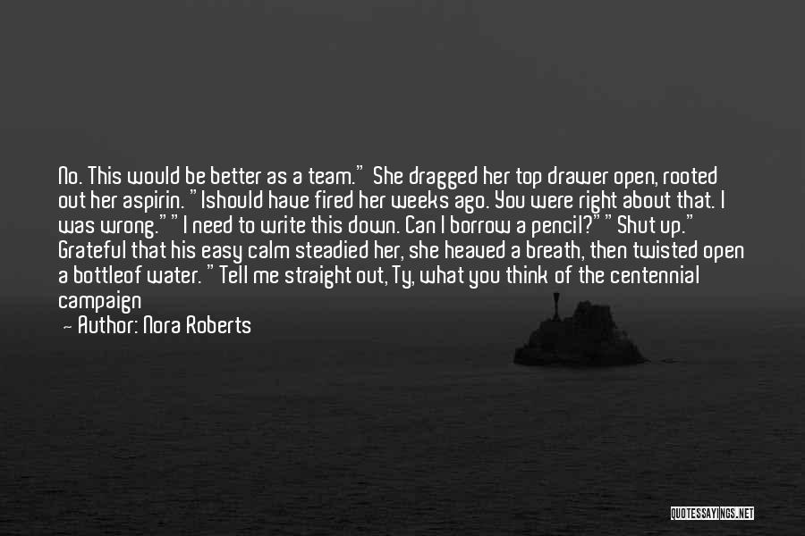 It Gets Better Campaign Quotes By Nora Roberts