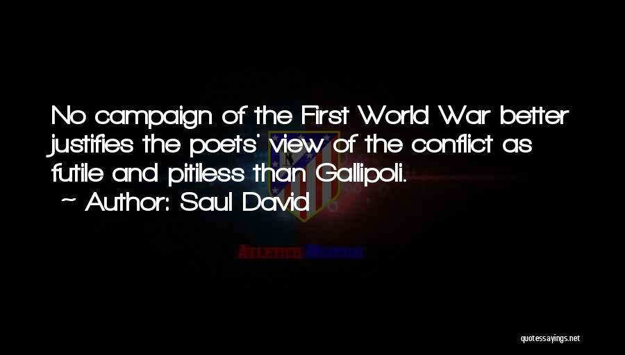 It Gets Better Campaign Quotes By Saul David