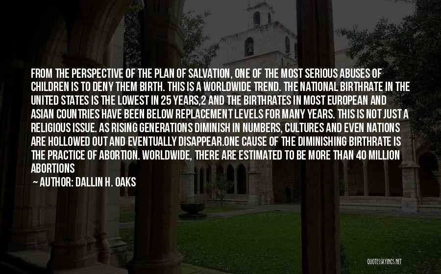 It Has Been A Great Year Quotes By Dallin H. Oaks