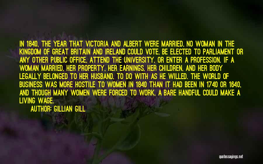 It Has Been A Great Year Quotes By Gillian Gill