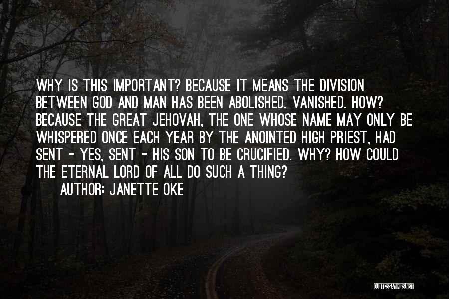 It Has Been A Great Year Quotes By Janette Oke