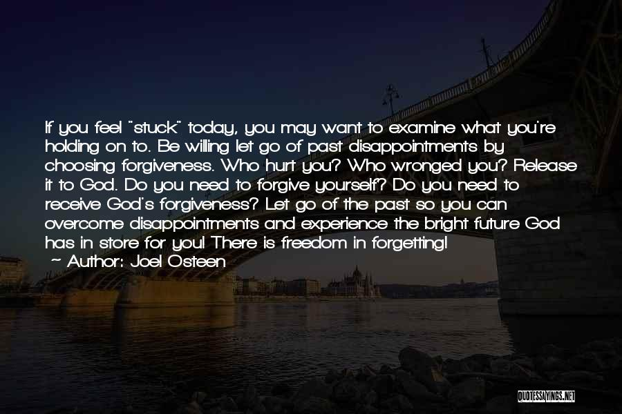 It May Hurt Quotes By Joel Osteen
