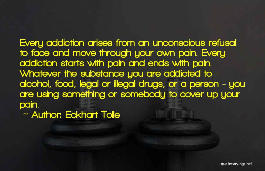 It Starts With Food Quotes By Eckhart Tolle