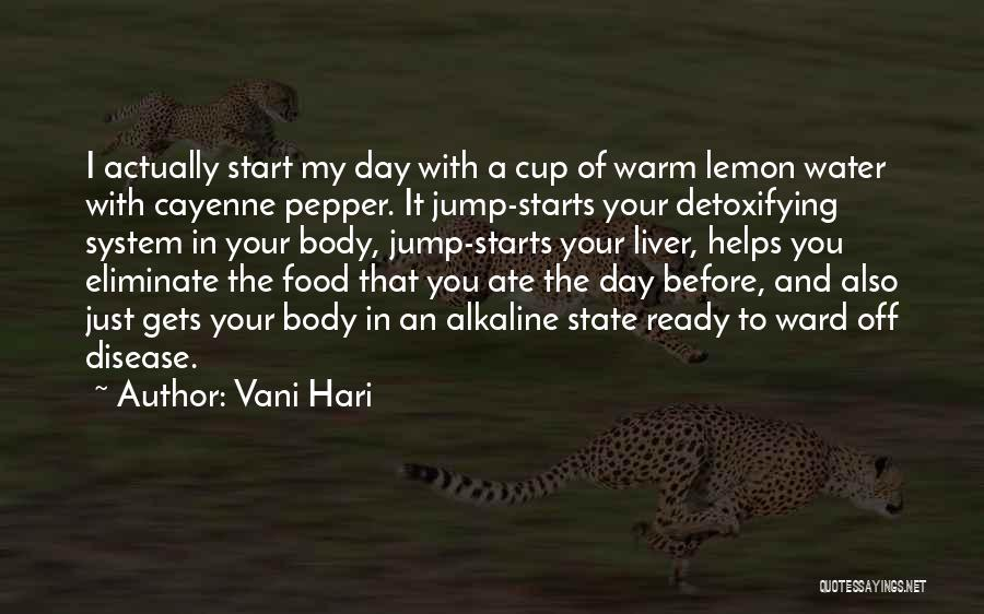 It Starts With Food Quotes By Vani Hari