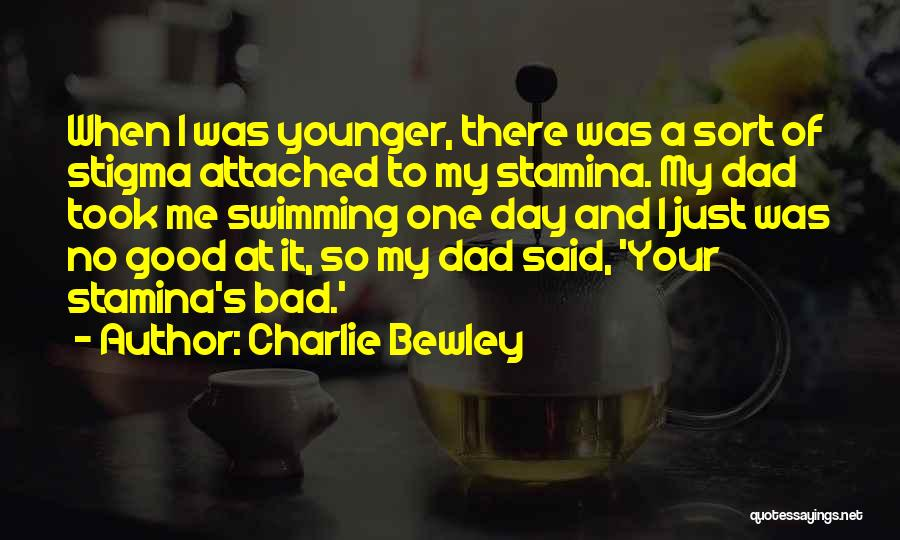 It Was Good Day Quotes By Charlie Bewley