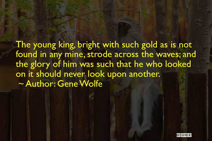 It Was Never Mine Quotes By Gene Wolfe