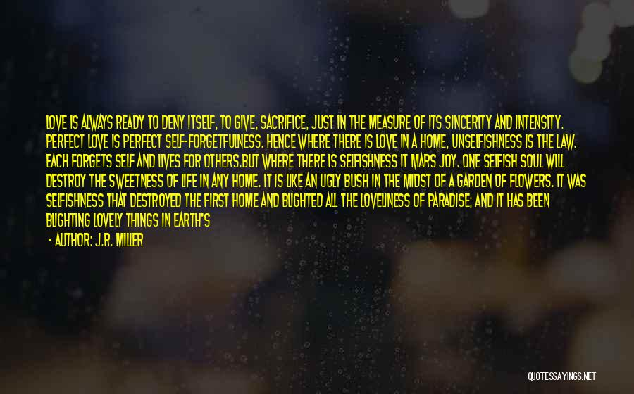 It's A Lovely Life Quotes By J.R. Miller