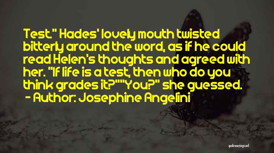 It's A Lovely Life Quotes By Josephine Angelini