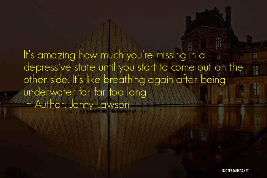 It's Amazing How Quotes By Jenny Lawson