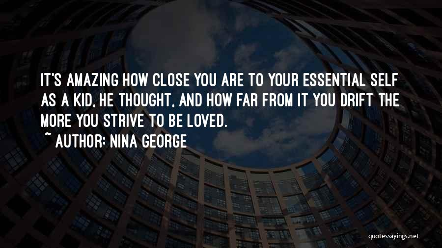 It's Amazing How Quotes By Nina George