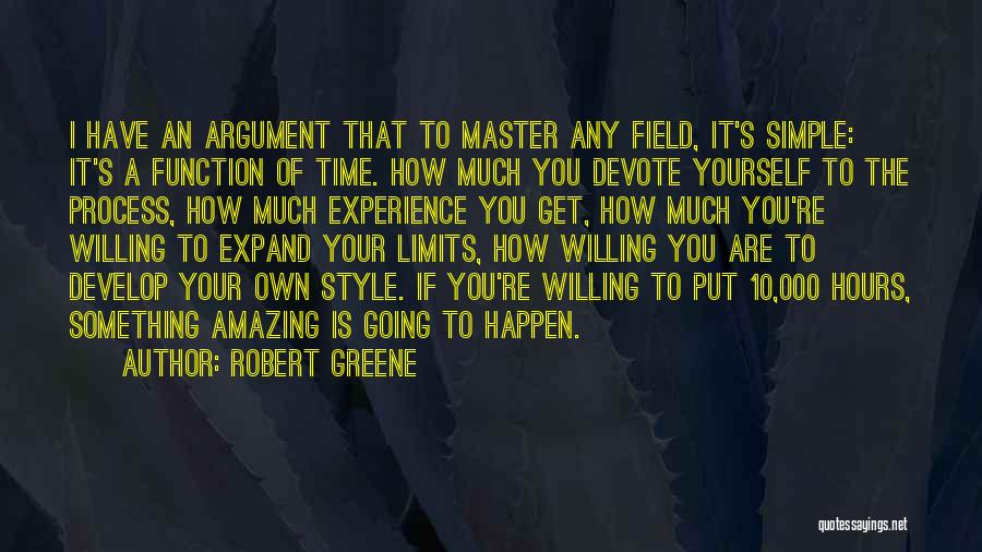 It's Amazing How Quotes By Robert Greene