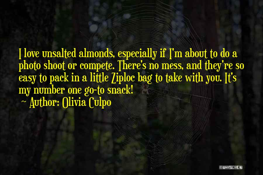 It's Easy To Love Quotes By Olivia Culpo