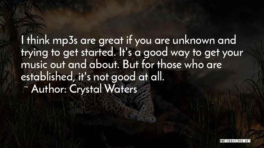 It's Not All About You Quotes By Crystal Waters