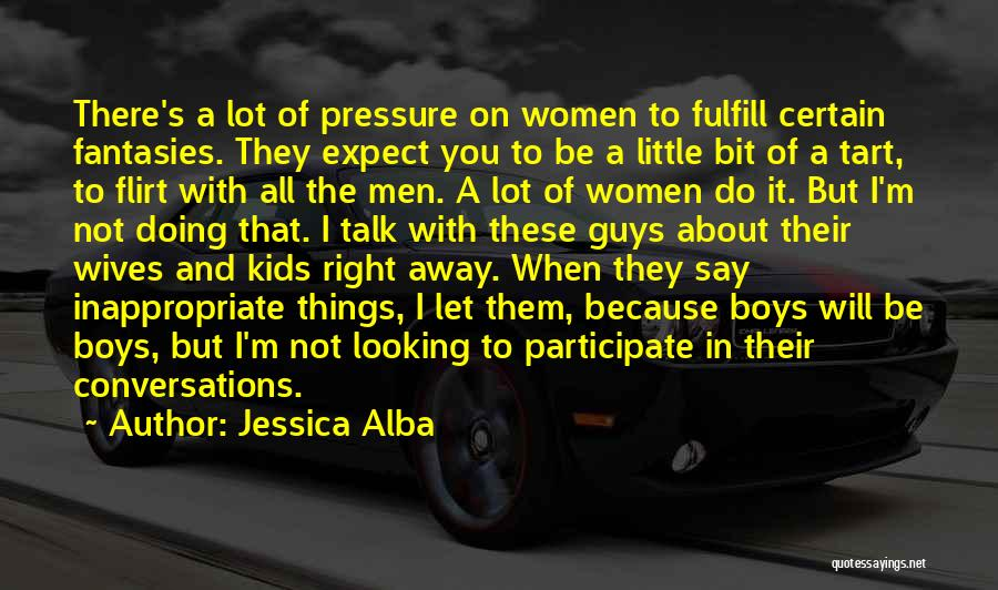 It's Not All About You Quotes By Jessica Alba
