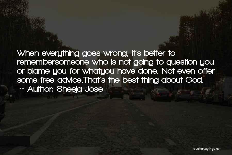 It's Not Goodbye Quotes By Sheeja Jose