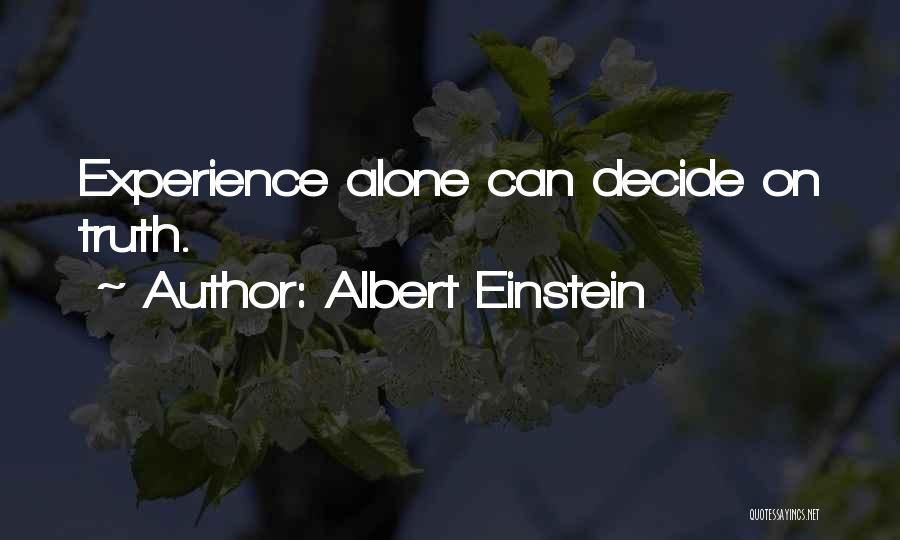 Its Ok To Be Alone Quotes By Albert Einstein