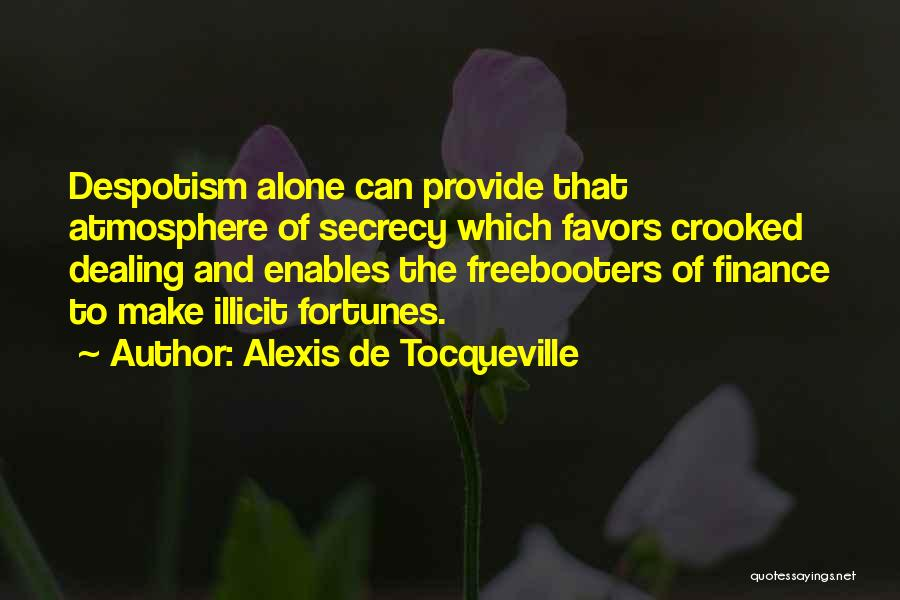 Its Ok To Be Alone Quotes By Alexis De Tocqueville
