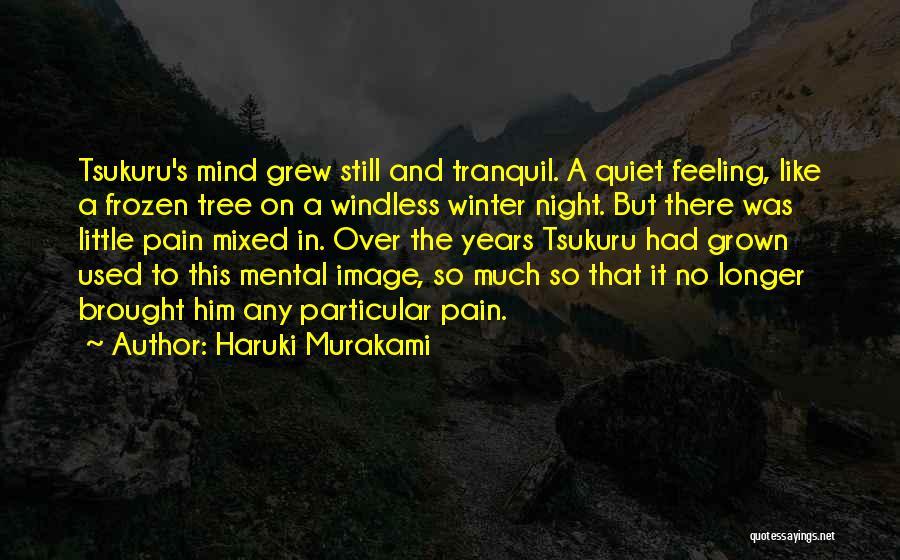 It's Over Image Quotes By Haruki Murakami