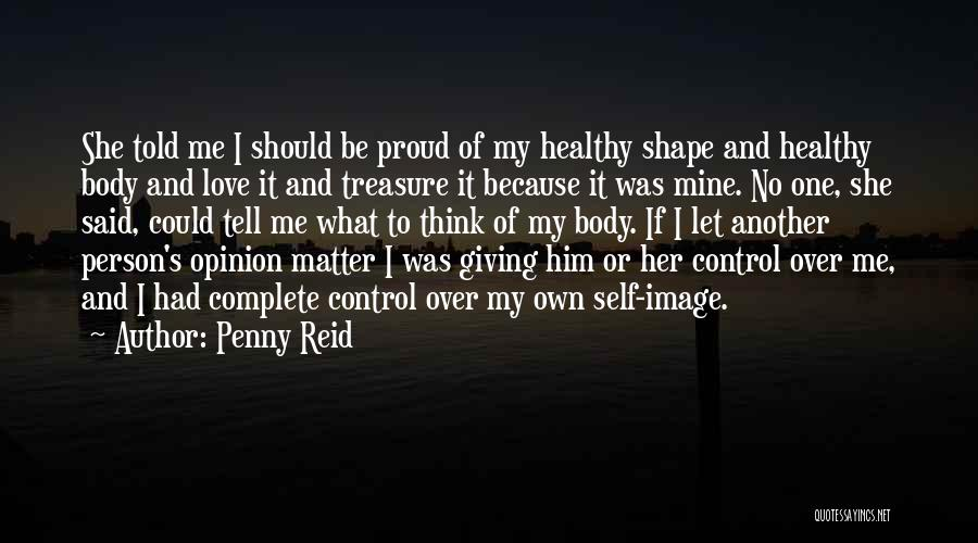 It's Over Image Quotes By Penny Reid
