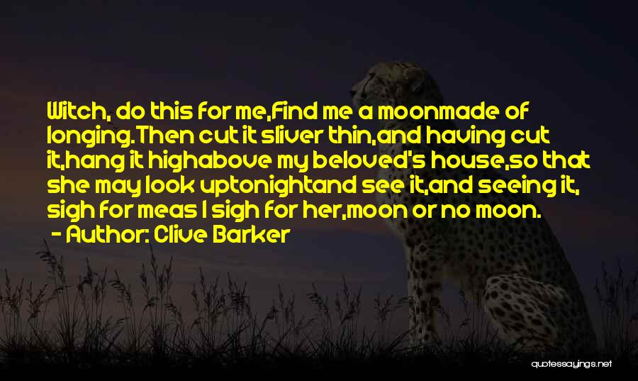 It's So Sad Quotes By Clive Barker