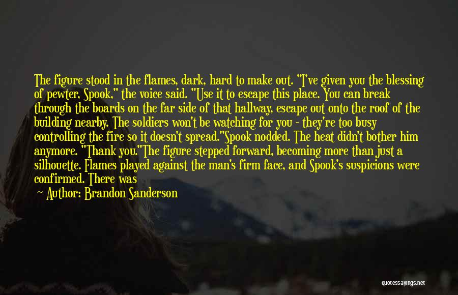 It's Whatever Now Quotes By Brandon Sanderson