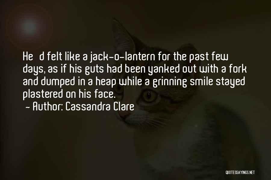 I've Been Dumped Quotes By Cassandra Clare