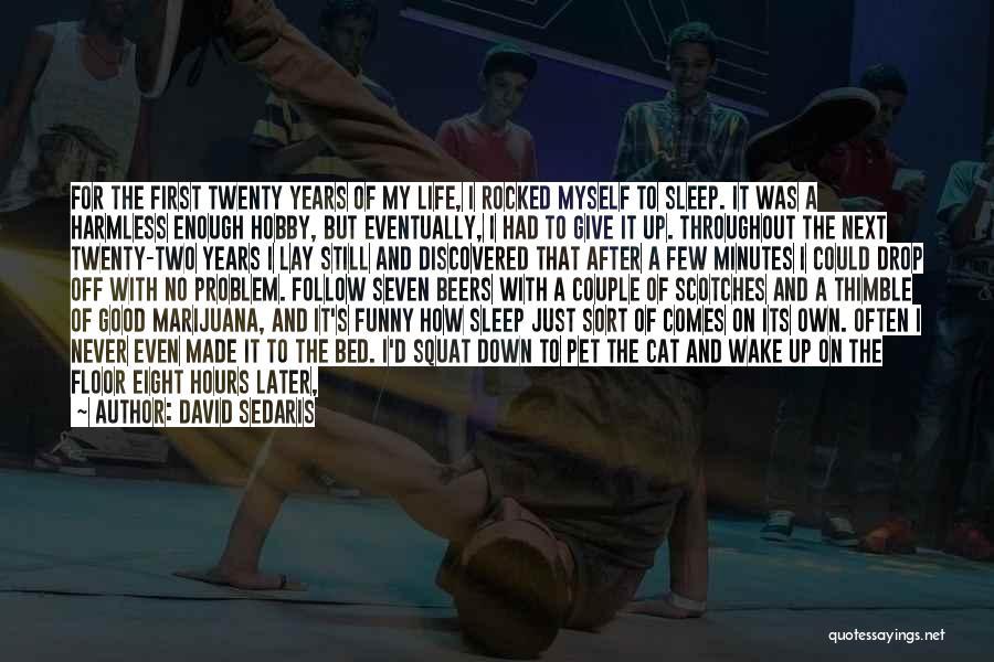 I've Had Enough Of Life Quotes By David Sedaris