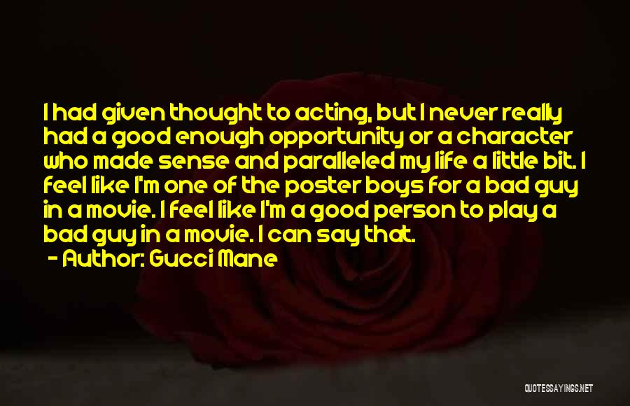 I've Had Enough Of Life Quotes By Gucci Mane