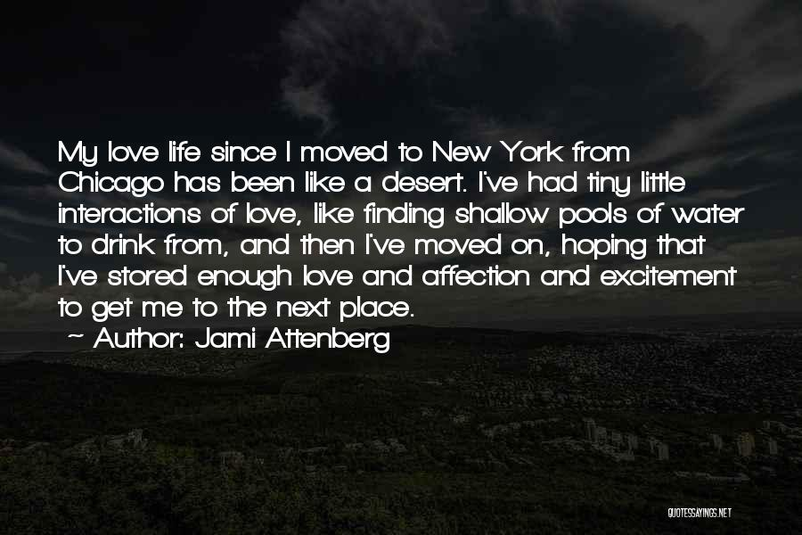 I've Had Enough Of Life Quotes By Jami Attenberg