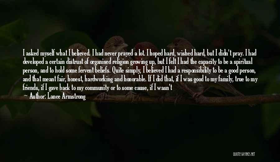 I've Had Enough Of Life Quotes By Lance Armstrong