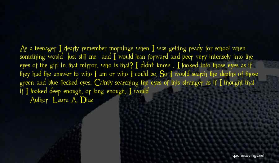 I've Had Enough Of Life Quotes By Laura A. Diaz