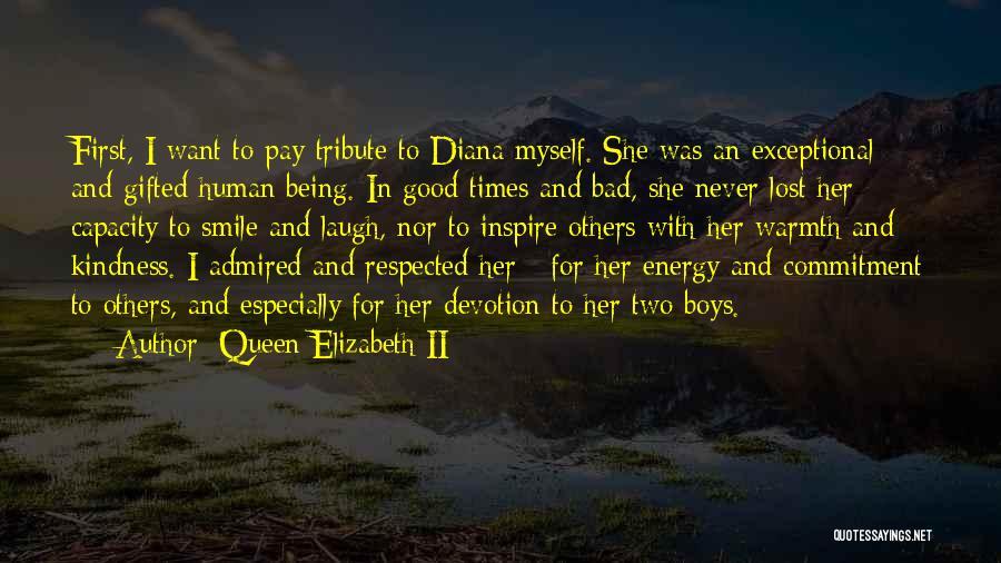 I've Lost Myself Quotes By Queen Elizabeth II