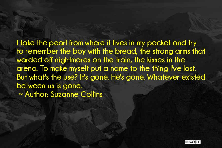 I've Lost Myself Quotes By Suzanne Collins
